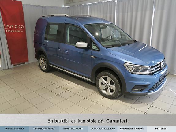 Volkswagen – Caddy Alltrack