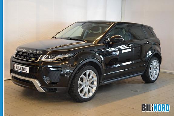 Bilbilde: Land Rover Range Rover Evoque