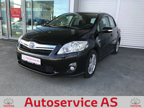 Toyota Auris 1,8 Hybrid Executive HSD  2011, 78000 km, kr 129000,-