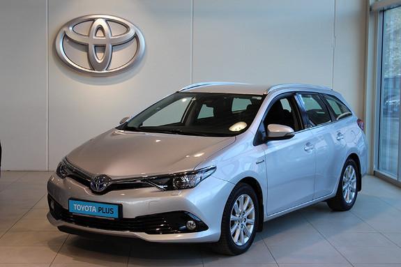 Toyota Auris 1,8 Hybrid E-CVT Active  2016, 41880 km, kr 239000,-
