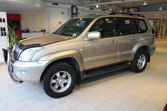 Toyota Land Cruiser VX  2005, 233800 km, kr 219000,-