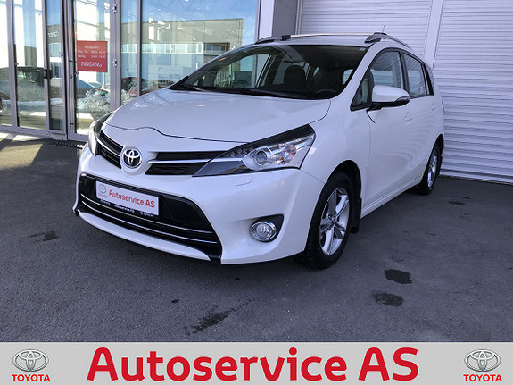 Toyota Verso 2,0 D-4D Active+ 7 seter  2013, 71000 km, kr 239000,-
