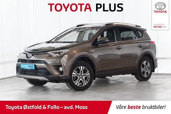 Toyota RAV4 Hybrid 4WD Executive /ALT/TAKLUKE/KROK  2016, 22300 km, kr 398000,-