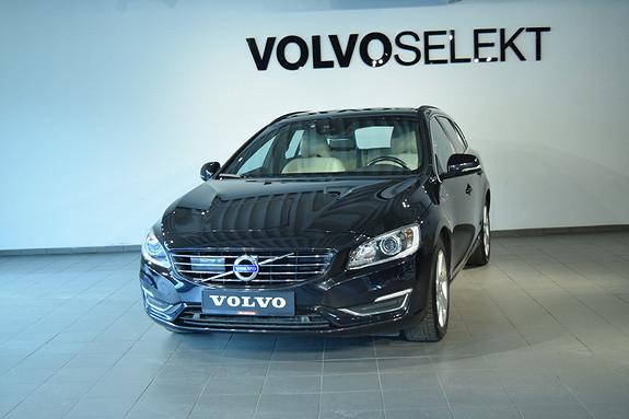 Volvo V60 D5 288hk Twin Engine Momentum aut Polestar ACC/VOC/NAVI  2015, 74436 km, kr 319000,-