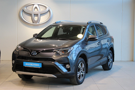 Toyota RAV4 Hybrid 4WD Active Style  2017, 38253 km, kr 396000,-