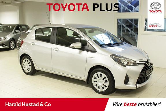Toyota Yaris 1,5 Hybrid Active e-CVT aut  2015, 60525 km, kr 159000,-