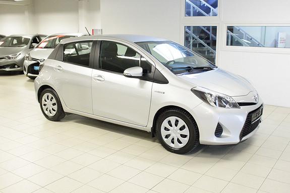 Toyota Yaris 1,5 Hybrid Active  2014, 114000 km, kr 119000,-