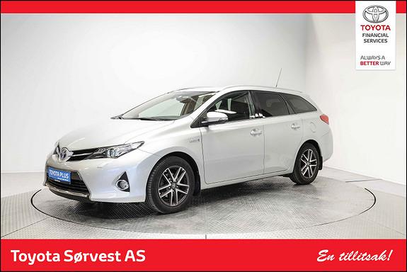Toyota Auris Touring Sports 1,8 Hybrid Active+  2015, 36357 km, kr 189000,-