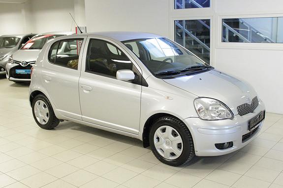 Toyota Yaris 1,0 Sol  2005, 80000 km, kr 54000,-