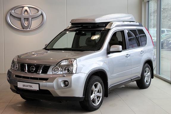 Nissan X-Trail 2,0 dCI 150hk LE Aut.  2008, 153563 km, kr 109000,-
