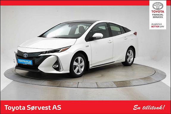 Toyota Prius Plug-in Hybrid 1,8 VVT-i Solar PHV  2017, 9271 km, kr 299000,-