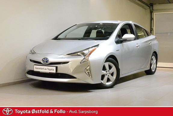 Toyota Prius 1,8 VVT-i Hybrid Executive , INNBYTTEKAMPANJE 20 000,-,  2016, 57900 km, kr 238000,-
