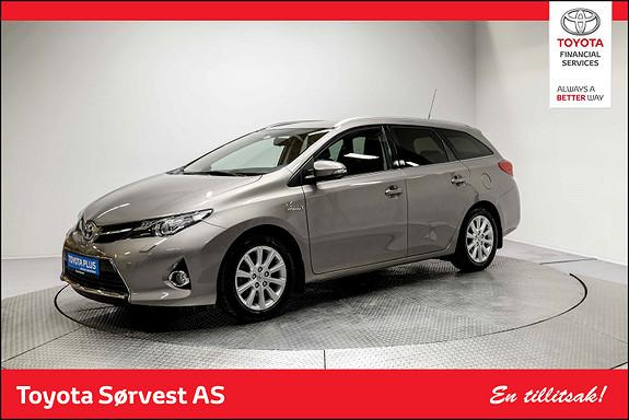 Toyota Auris Touring Sports 1,8 Hybrid Active+  2015, 43935 km, kr 185000,-
