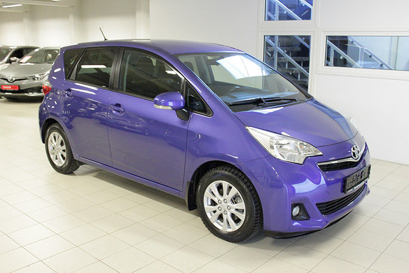 Toyota Verso-S 1,33 Dynamic Style S&S Innbytte/Finans  2012, 21500 km, kr 129000,-