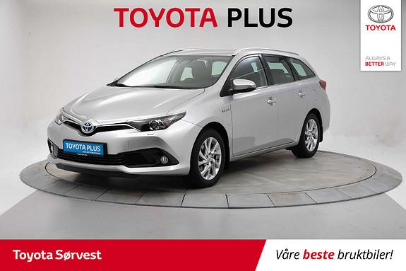 Toyota Auris Touring Sports 1,8 Hybrid Active  2015, 21334 km, kr 209000,-