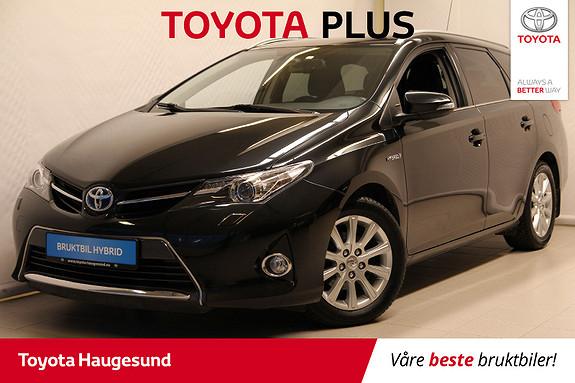 Toyota Auris 1,8 Hybrid E-CVT Active S  2015, 58885 km, kr 189000,-