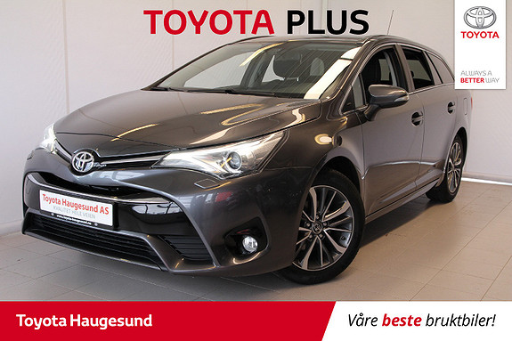 Toyota Avensis Touring Sports 1,8 Active M-drive 7S  2016, 48850 km, kr 259000,-