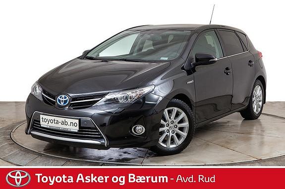Toyota Auris 1,8 Hybrid Executive HSD  2013, 26690 km, kr 178000,-