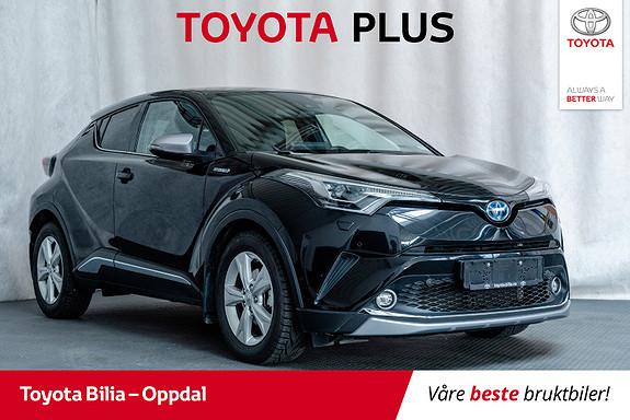 Toyota C-HR 1,8i Hybrid Supreme Tech ,NAVI, ryggekamera, DAB+  2017, 21503 km, kr 299000,-