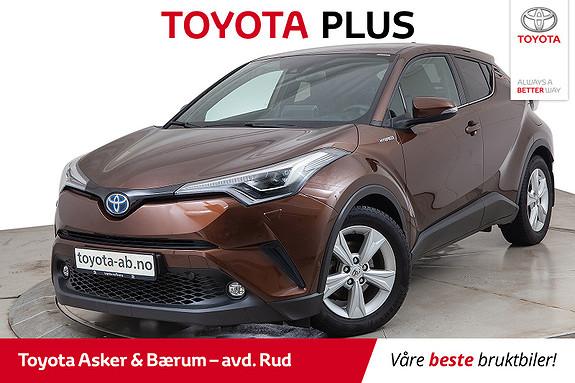 Toyota C-HR 1,8i Hybrid Lounge Tech  2018, 45025 km, kr 292000,-