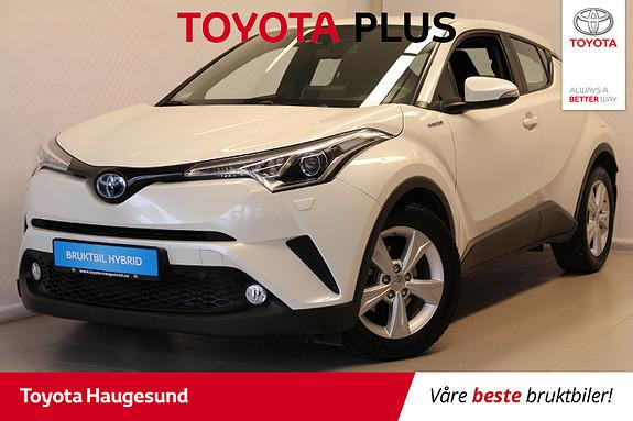 Toyota C-HR 1,8i Hybrid Active  2018, 8784 km, kr 299000,-