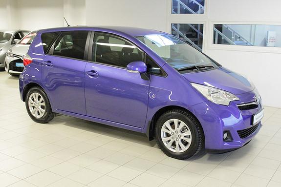 Toyota Verso-S 1,33 Dynamic S&S Innbytte/Finans  2012, 20000 km, kr 129000,-