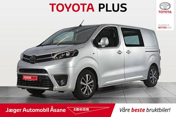 Toyota Proace 1,6 D 115 Comfort Medium L1H1  2017, 16000 km, kr 229000,-