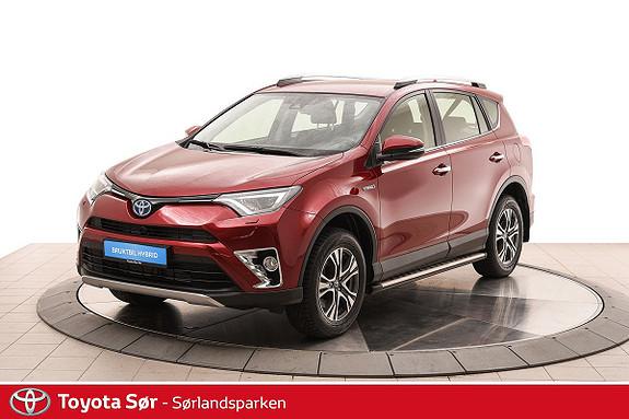 Toyota RAV4 Hybrid AWD Active S Sjekk km stand!!  2018, 3000 km, kr 429000,-
