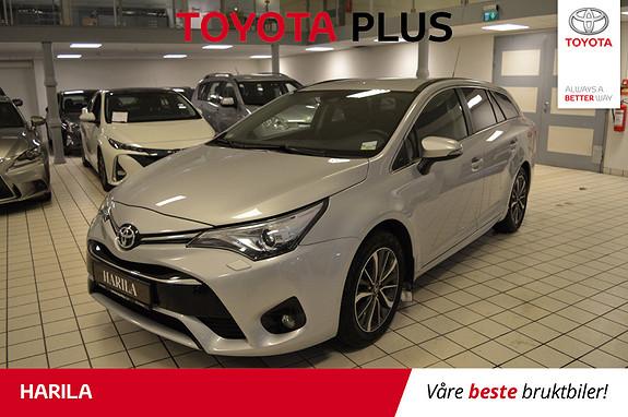 Toyota Avensis 1,8 Active Multidrive S7  2017, 50827 km, kr 289000,-