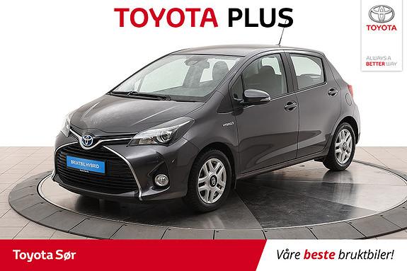Toyota Yaris 1,5 Hybrid Active e-CVT  2016, 18500 km, kr 175000,-