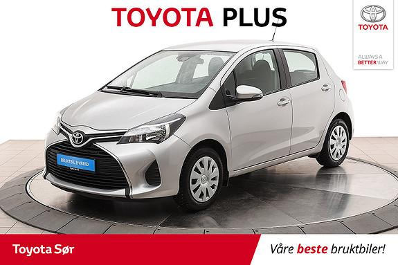 Toyota Yaris 1,0 Active  2016, 28500 km, kr 139000,-