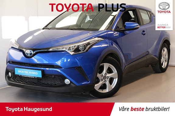 Toyota C-HR 1,8 WT-i Hybrid Active Adaptiv cruise, kamera, Tectyl  2017, 15283 km, kr 289000,-