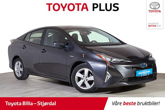 Toyota Prius Plug-in Hybrid 1,8 Hybrid automat, HØYESTE  utstyrsgrad, meget Pen!  2016, 36899 km, kr 236000,-