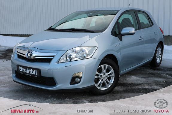 Toyota Auris 1,8 Hybrid Executive HSD // Lav km // Meget pen //  2011, 43000 km, kr 119900,-