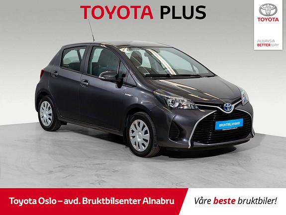 Toyota Yaris 1,5 Hybrid Active e-CVT Innbyttekampanje  2015, 67534 km, kr 144900,-