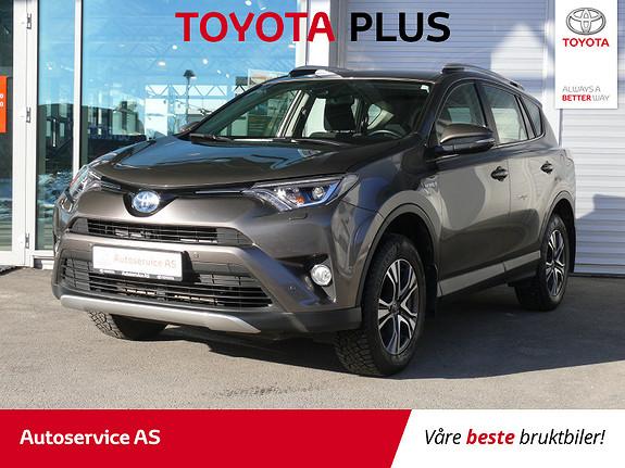 Toyota RAV4 Hybrid 2WD Active S  2017, 50000 km, kr 389000,-
