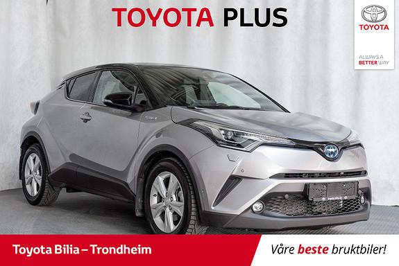 Toyota C-HR 1,8i Hybrid Lounge Tech  2018, 19158 km, kr 299000,-