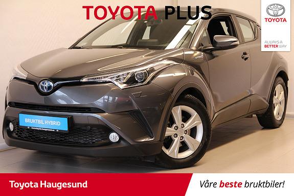 Toyota C-HR 1,8i Hybrid Active  2018, 10501 km, kr 299000,-