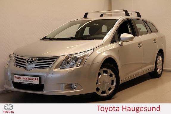 Toyota Avensis 1,6 132hk Comfort  2011, 114000 km, kr 119000,-