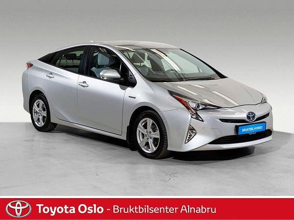 Toyota Prius 1,8 VVT-i Hybrid Executive Innbyttekampanje  2016, 49612 km, kr 248900,-