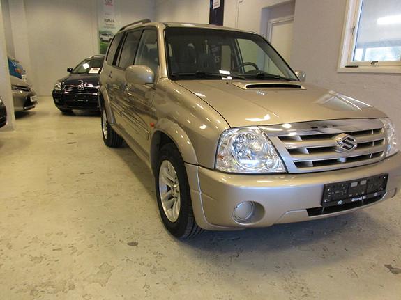 Suzuki Grand Vitara 2,0 td XL-7  2004, 191832 km, kr 55000,-