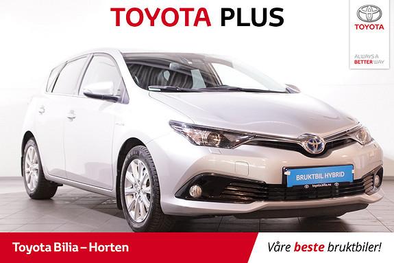 Toyota Auris 1,8 Hybrid E-CVT Active Sport  2017, 40224 km, kr 199000,-