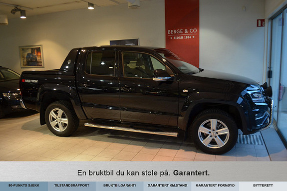 Volkswagen – Amarok