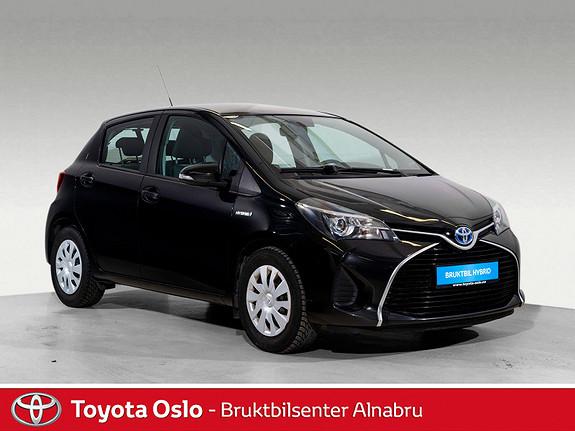 Toyota Yaris 1,5 Hybrid Active e-CVT Automat, Navigasjon,  2014, 67900 km, kr 139900,-