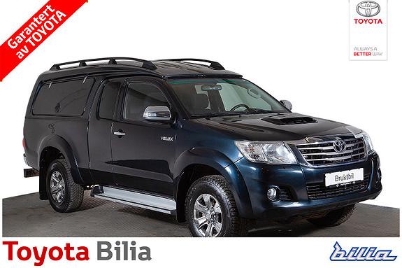 Toyota HiLux D-4D 144hk Extra Cab 4WD SR5 Cargo  2014, 101934 km, kr 209900,-