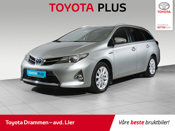 Toyota Auris Touring Sports 1,8 Hybrid Active+ Lavt forbruk  2015, 41 089 km, kr 199 000,-
