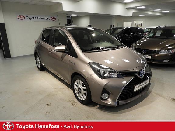 Toyota Yaris 1,5 Hybrid Style e-CVT  2015, 43066 km, kr 159000,-