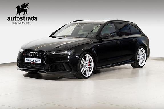 Audi RS6 560 HK  2016, 61000 km, kr 1049000,-