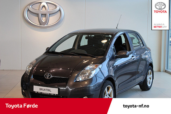 Toyota Yaris 1,4 D-4D Sol  2011, 96087 km, kr 84000,-