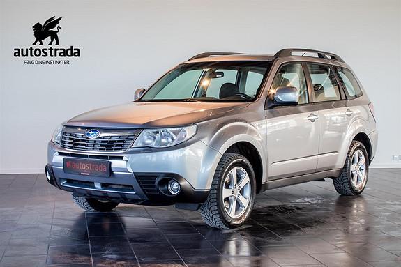 Subaru Forester 2.0  X  71 Automar/Skinn/hengerfeste++  2009, 101000 km, kr 149000,-